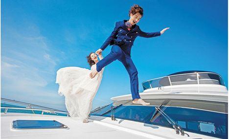 星海国际婚纱摄影