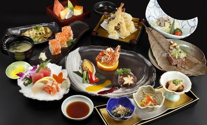 日航酒店弁慶日本料理餐厅