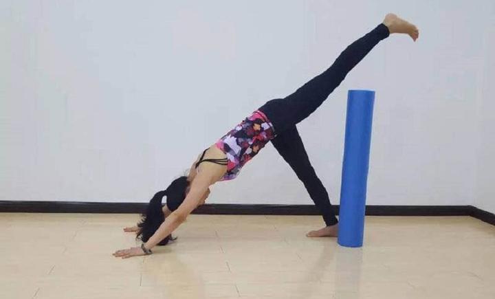 瑜伽时间健身馆