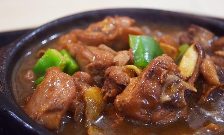 味香居黄焖鸡米饭