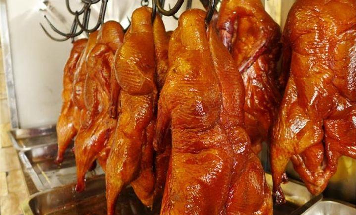 荣华北京烤鸭