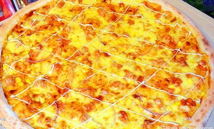 得快乐披萨(醴陵店)