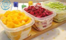 金圣萝兰美味水果捞