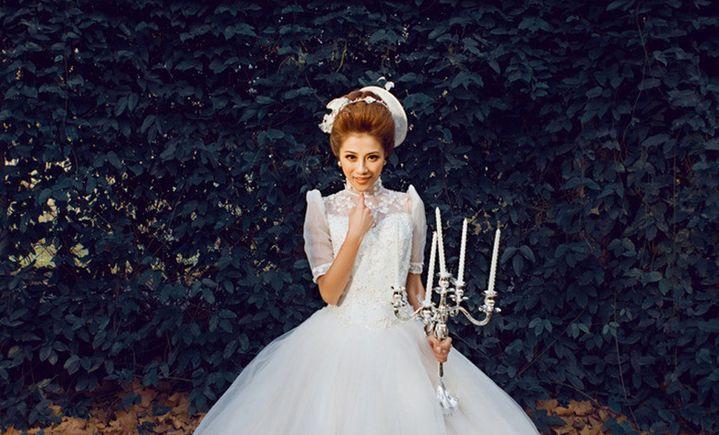 美丽汇婚纱