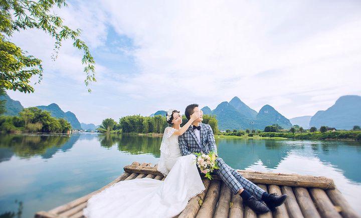 维多利亚新派婚纱摄影会所