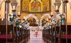 迦南之约教堂婚礼爱的至尊