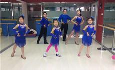 东方童少儿拉丁舞体验课