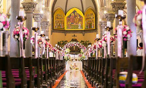 迦南之约教堂婚礼