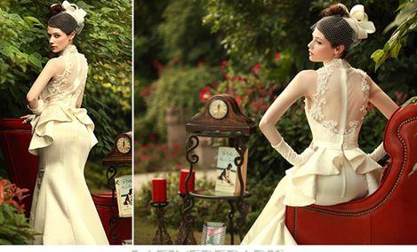 铭品国际婚纱礼服馆