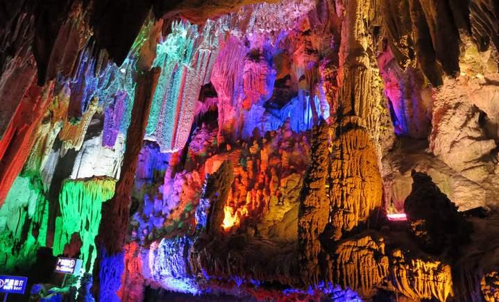 天马桂林银子岩
