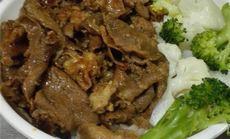 玉家台湾肥牛饭套餐