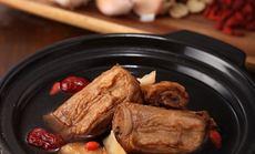 敦杨肉骨茶双人套餐