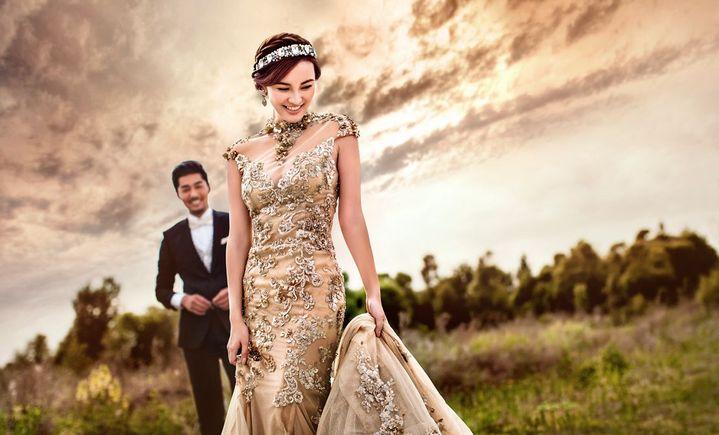德宝娜埃婚纱摄影