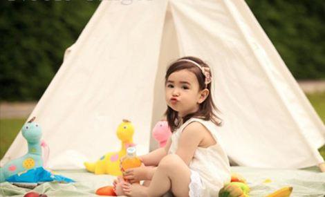 贵族天使儿童摄影