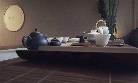 【后沙峪】憩舍茶室