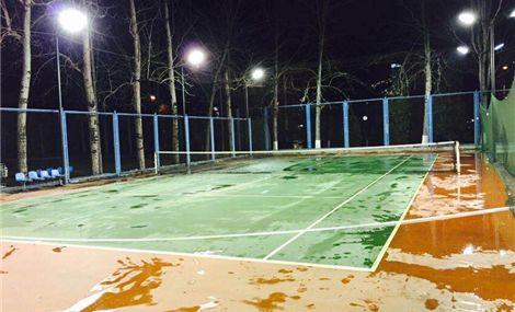 北京科技大学网球场