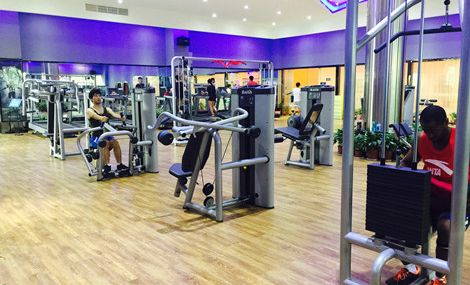 体限健身俱乐部