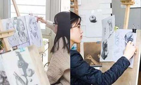 天空艺术成人美术培训中心