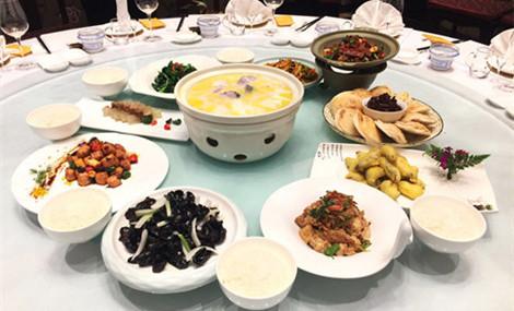 蓝海御华大饭店