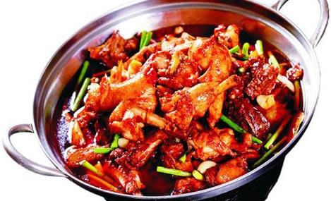 温汤老表私房菜