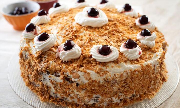 麦香蛋糕坊