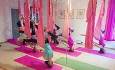 慧心瑜伽空中瑜伽课程