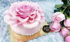 艾利兔鲜花蛋糕3选1