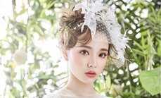 贵族摄影新娘早妆套系