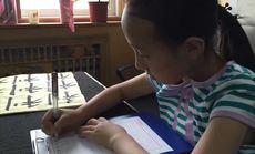 国学硬笔书法中级班30节