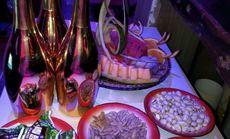 加勒比海盗香槟套餐