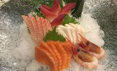 龙达园铁板烧海鲜自助晚餐