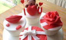 筱梦家手工坊杯子蛋糕
