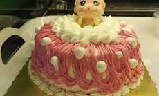 赏食者8寸天然奶油儿童蛋糕