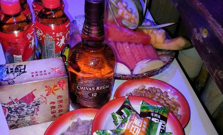 加勒比海盗酒吧 - 大图