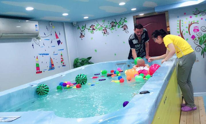 鱼乐贝贝婴儿游泳馆