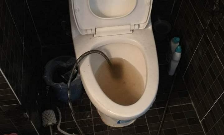 家政无忧疏通马桶管道
