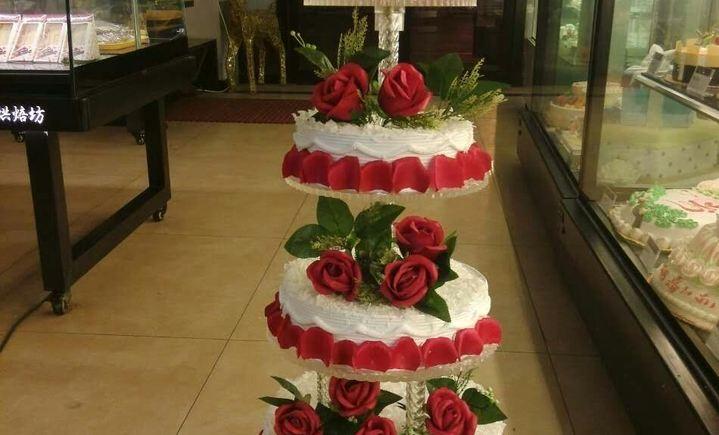 慕思奇艺生日蛋糕主题