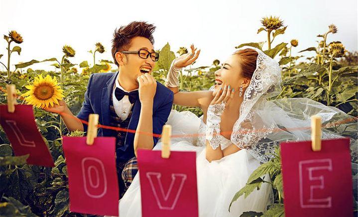 妍禧婚礼 - 大图