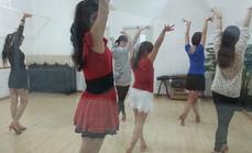 爱舞拉丁舞气质塑身课程