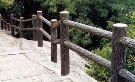 仿木栏杆水泥制品经营部 - 大图