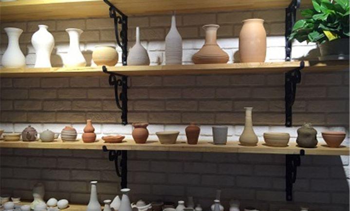 掌趣DIY生活陶艺馆