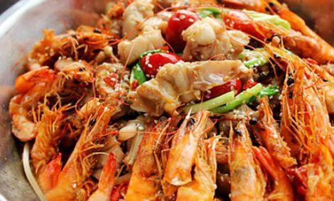 0048香辣虾(扬子店)