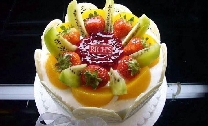 安奇蛋糕 - 大图
