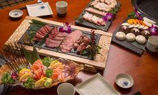 彩叶日式料理精选四人餐