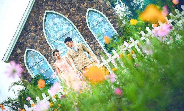 苏菲亚婚纱摄影(罗山店)