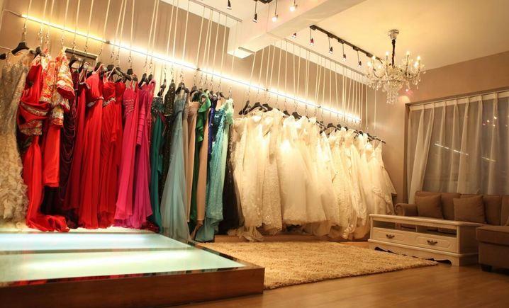 曼茉瑞婚纱礼服馆