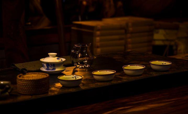 雲上古树普洱茶店