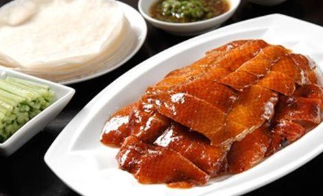 北京果木烤鸭