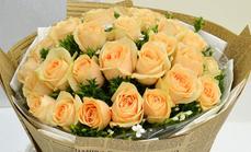 红玫瑰花店19朵玫瑰