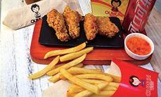 OUMUNI炸鸡双人餐
